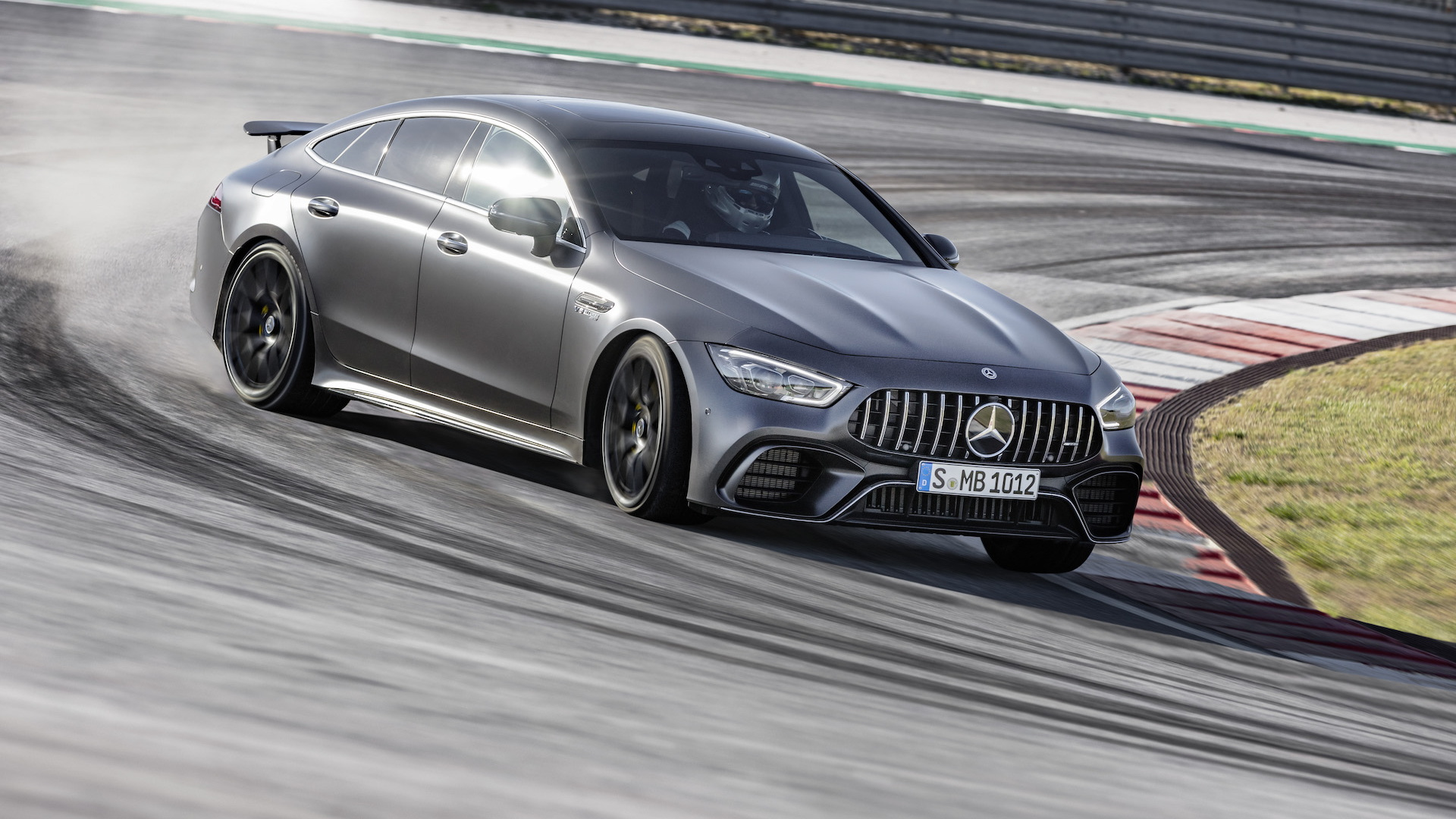 Mercedes Benz Amg Gt News Breaking News Photos Videos Motor