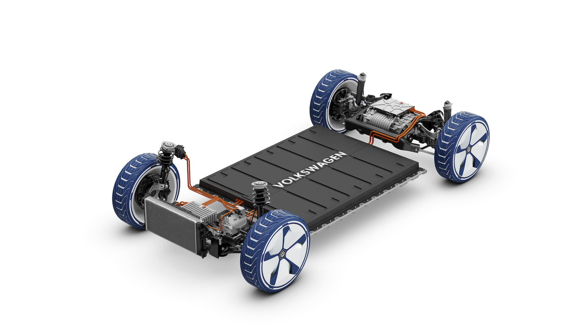 Here S The Battery Pack Behind Vw S Global Electric