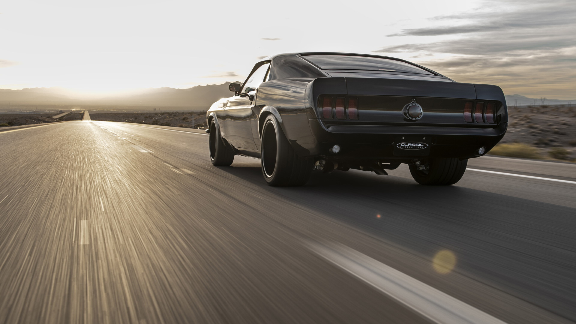 1969 Classic Recreations Ford Mustang Boss 429