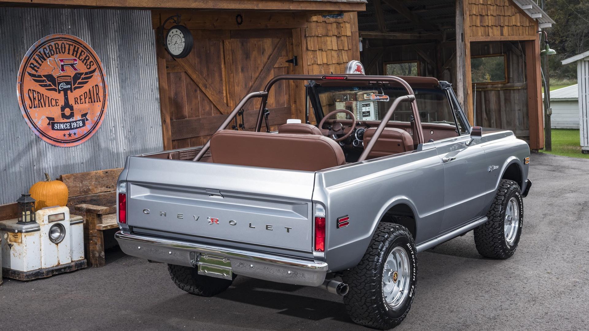 1971 Ringbrothers Chevrolet K5 Blazer