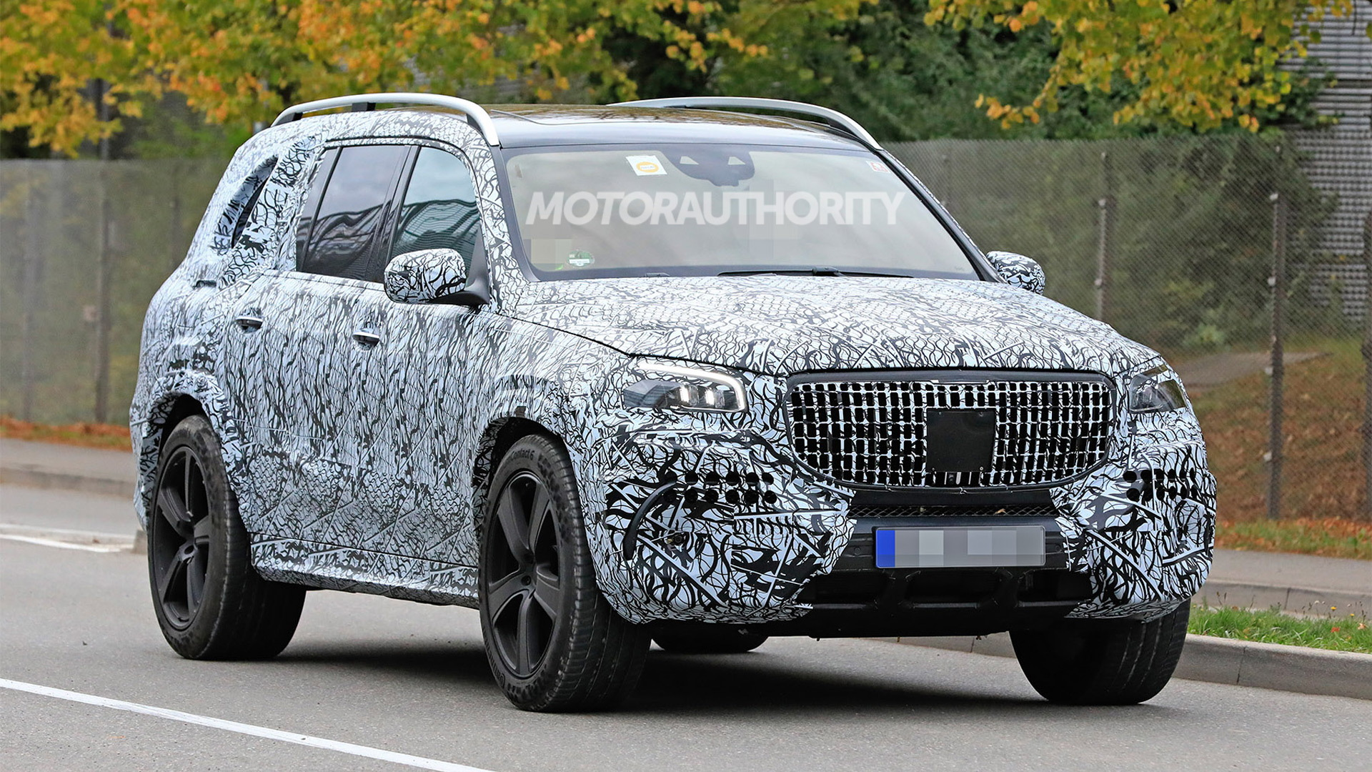 Mercedes-Maybach Building $200000 Ultra-Luxury SUV In America