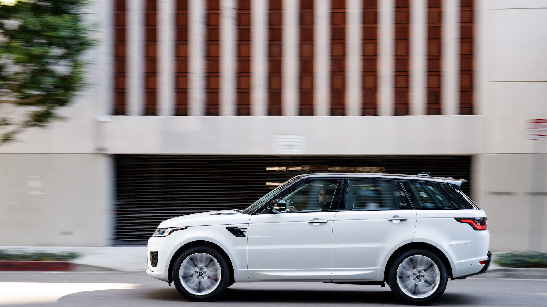 Land Rover conducts all-terrain 0-60 mph testing with the Range