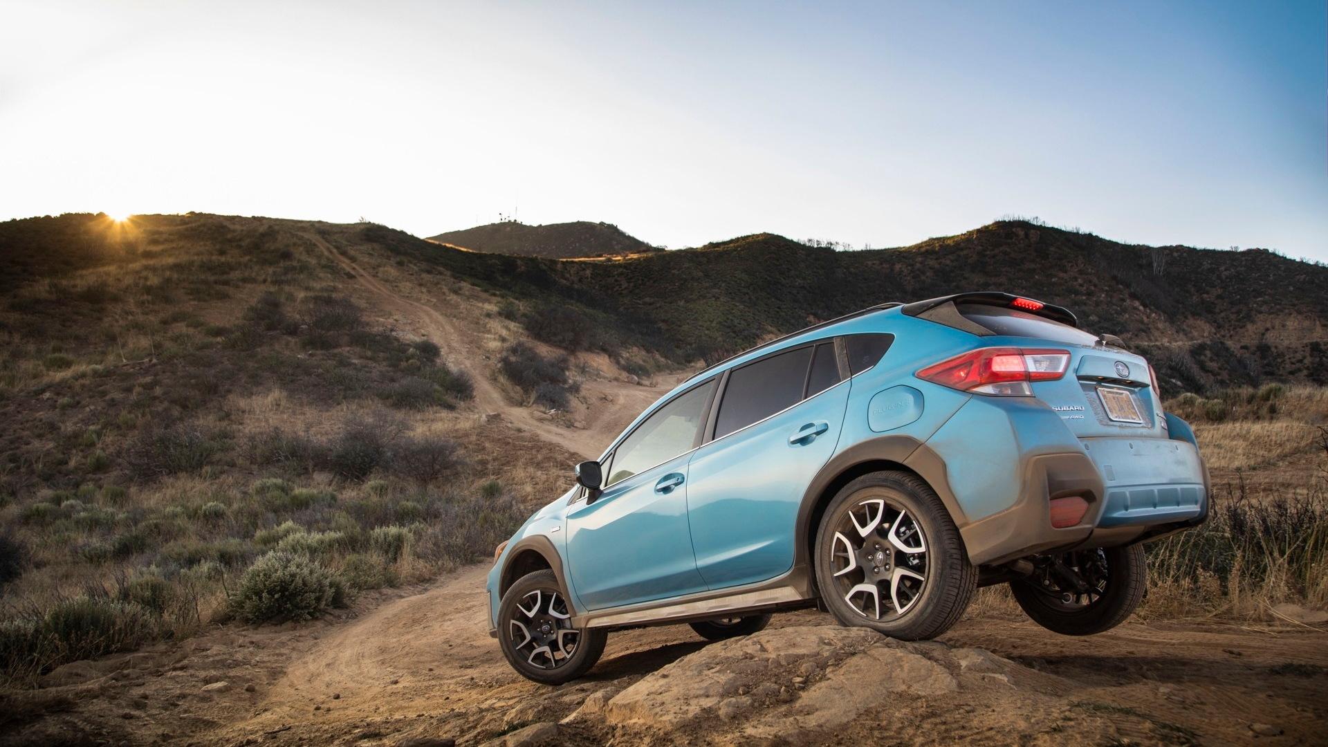 2019 Subaru Crosstrek Hybrid: First drive of 17-mile, 35-mpg