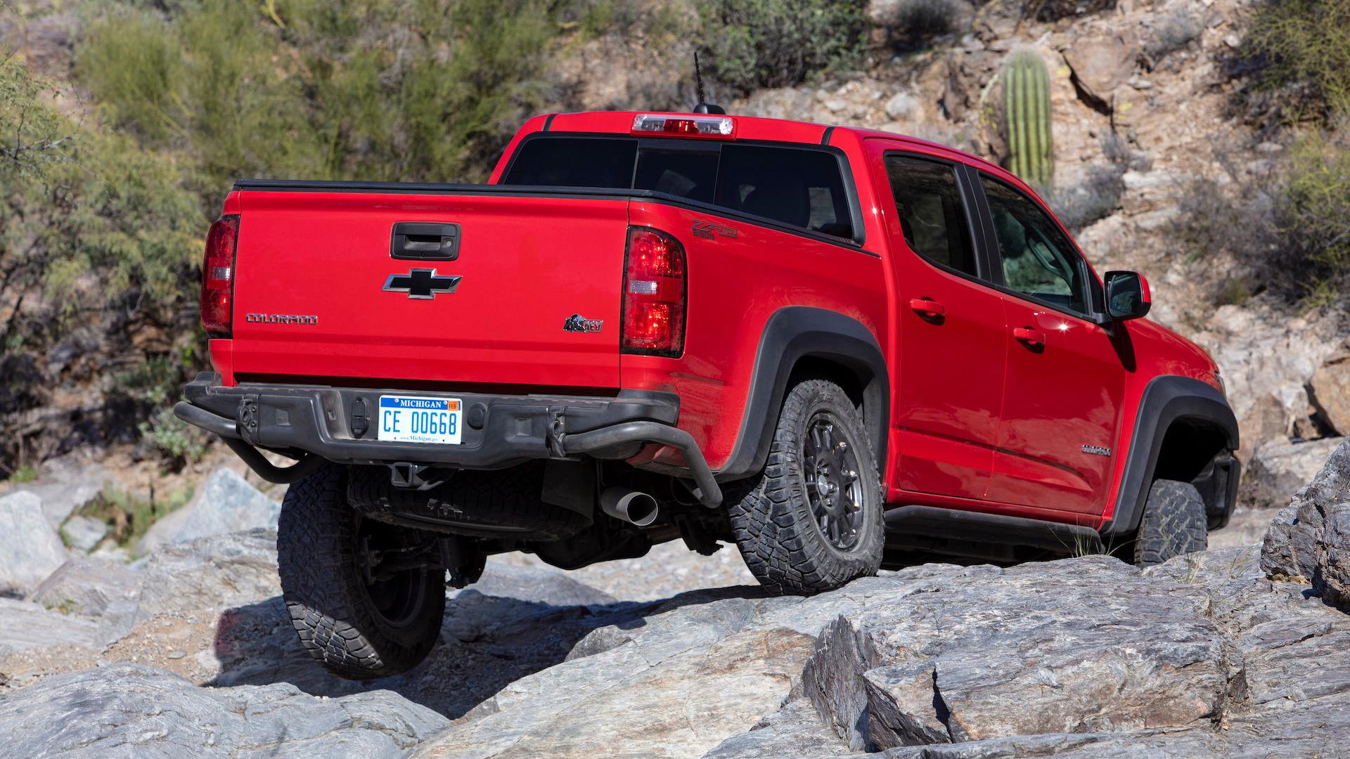 2019 Chevrolet Colorado ZR2 Bison