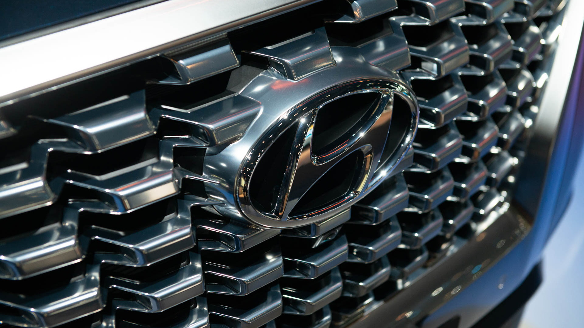 2020 Hyundai Palisade, 2018 LA Auto Show
