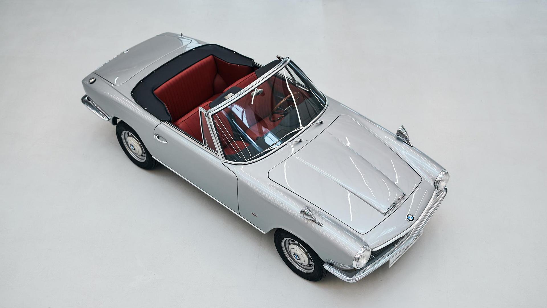1967 BMW 1600 GT Convertible prototype