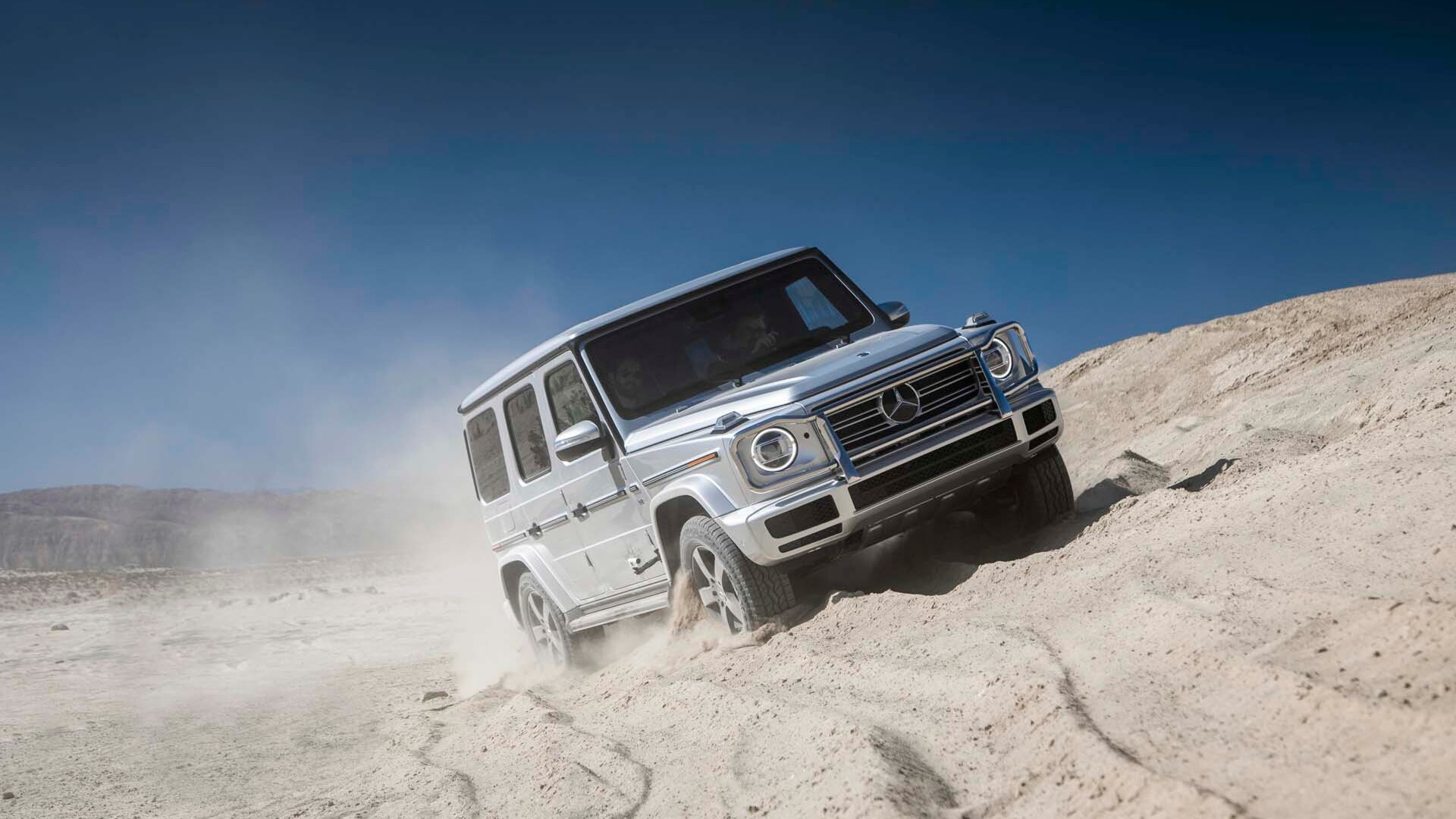 8 Things You Need To Know About The 2019 Mercedes Benz G550