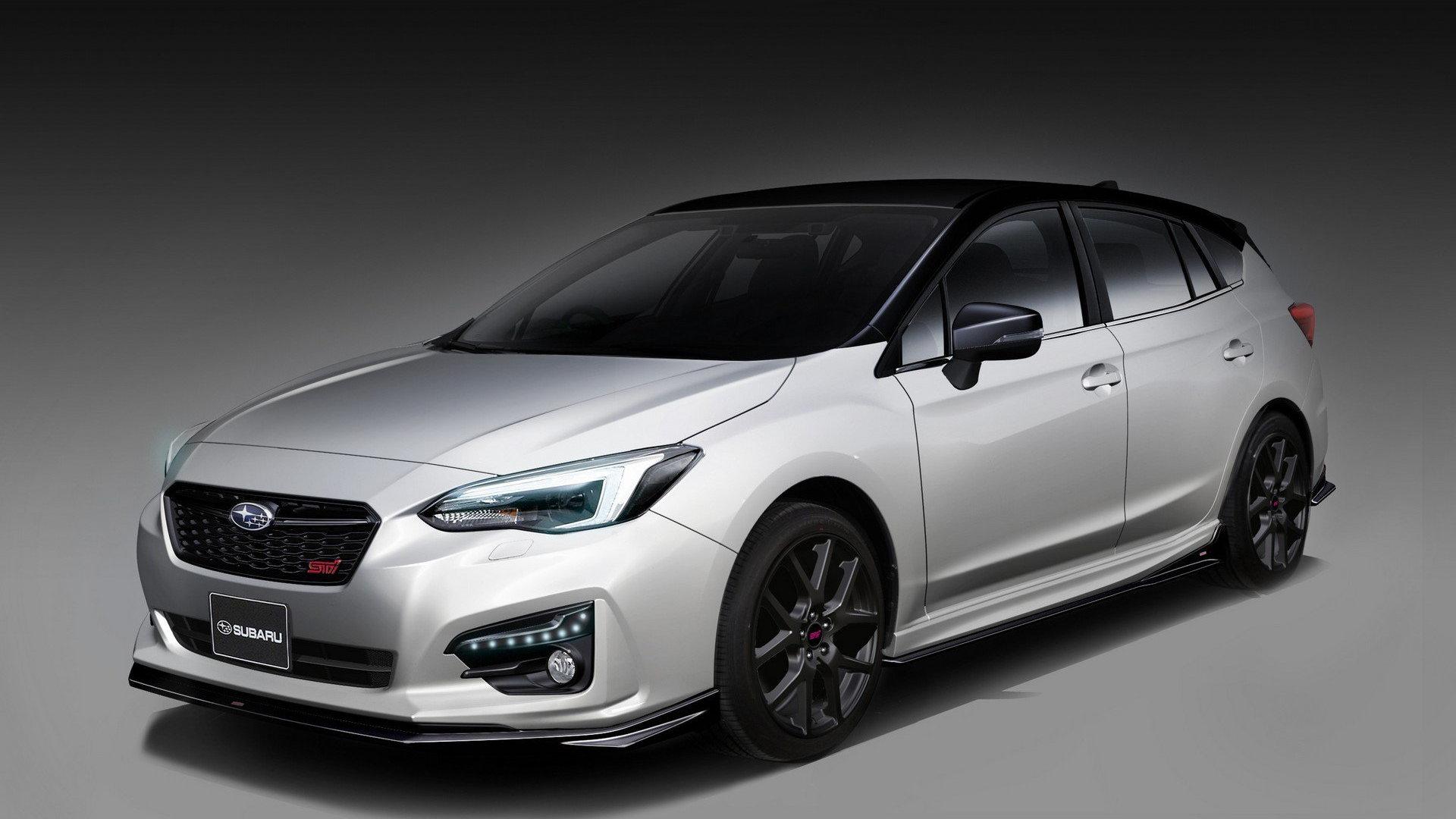 Subaru Impreza STI concept teased ahead of 2019 Tokyo Auto Salon debut