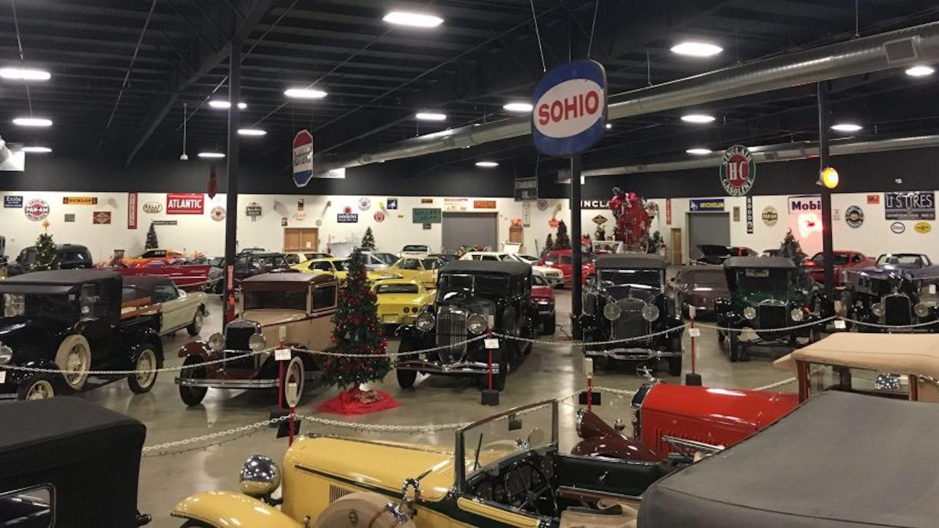 Tupelo Automobile Museum Photo: Stephen Mancuso