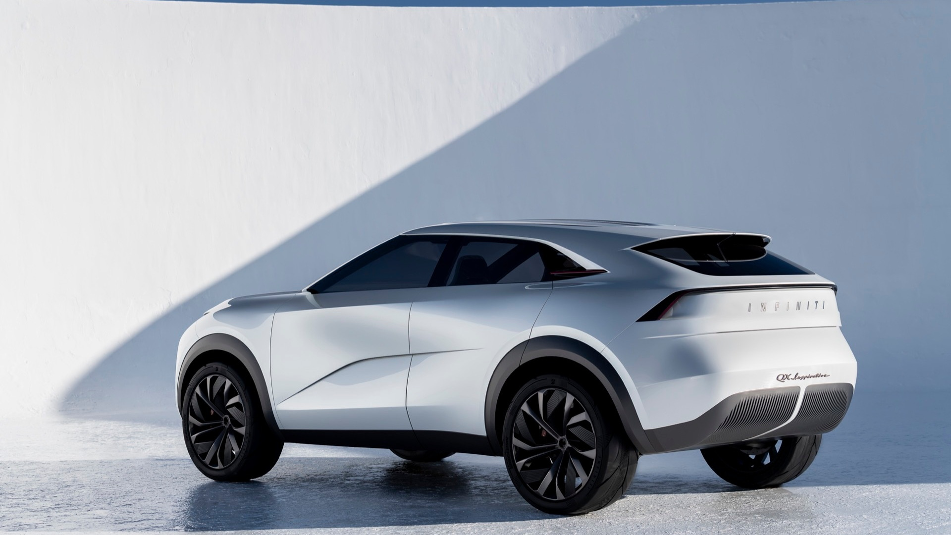 Infiniti QX Inspiration concept  -  2019 Detroit auto show
