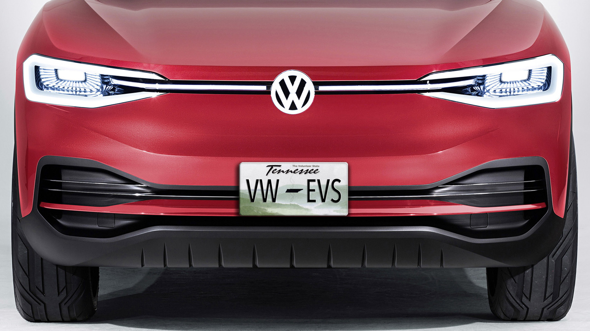 Volkswagen to build EVs at Chattanooga, Tennessee plant starting in 2022