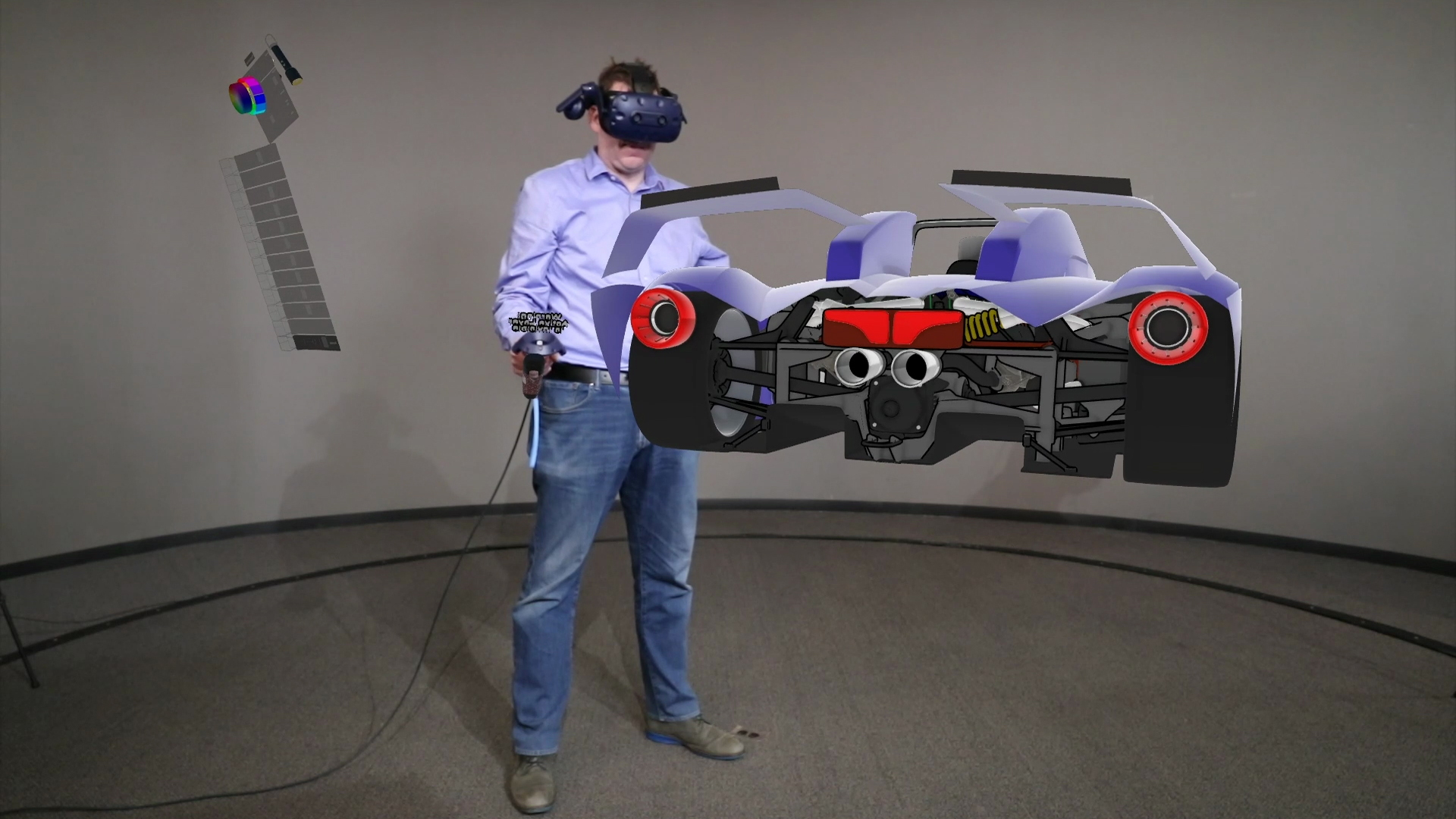 Ford Gravity Sketch 3D and VR design tool