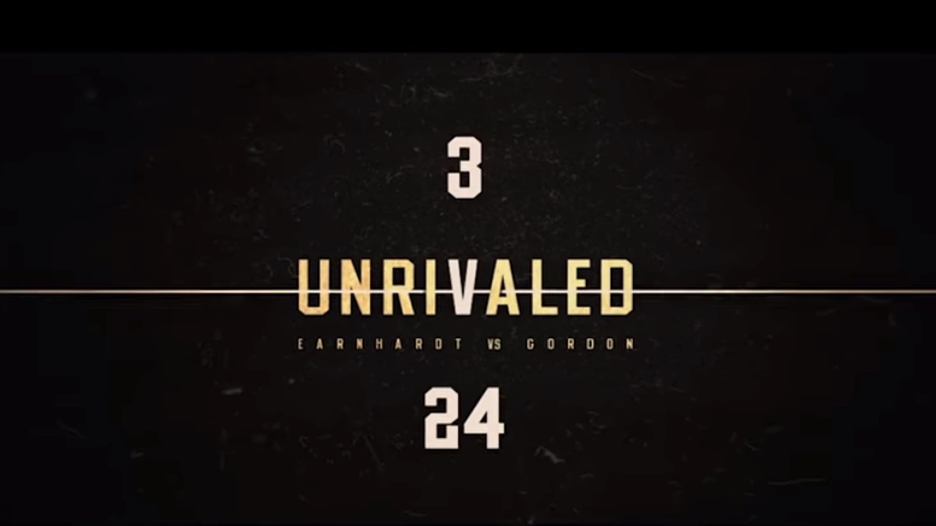'Unrivaled: Earnhardt vs Gordon' documentary