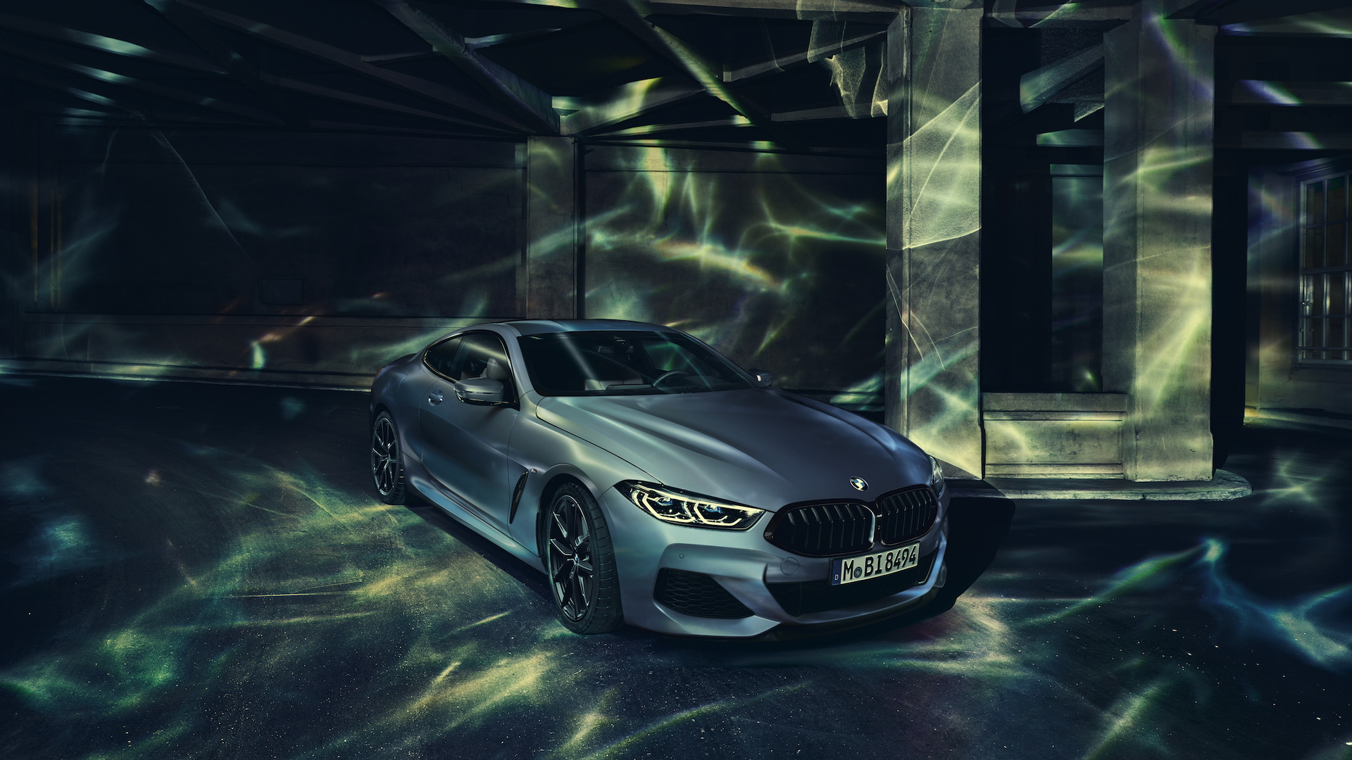 BMW M850i xDrive Coupe First Edition
