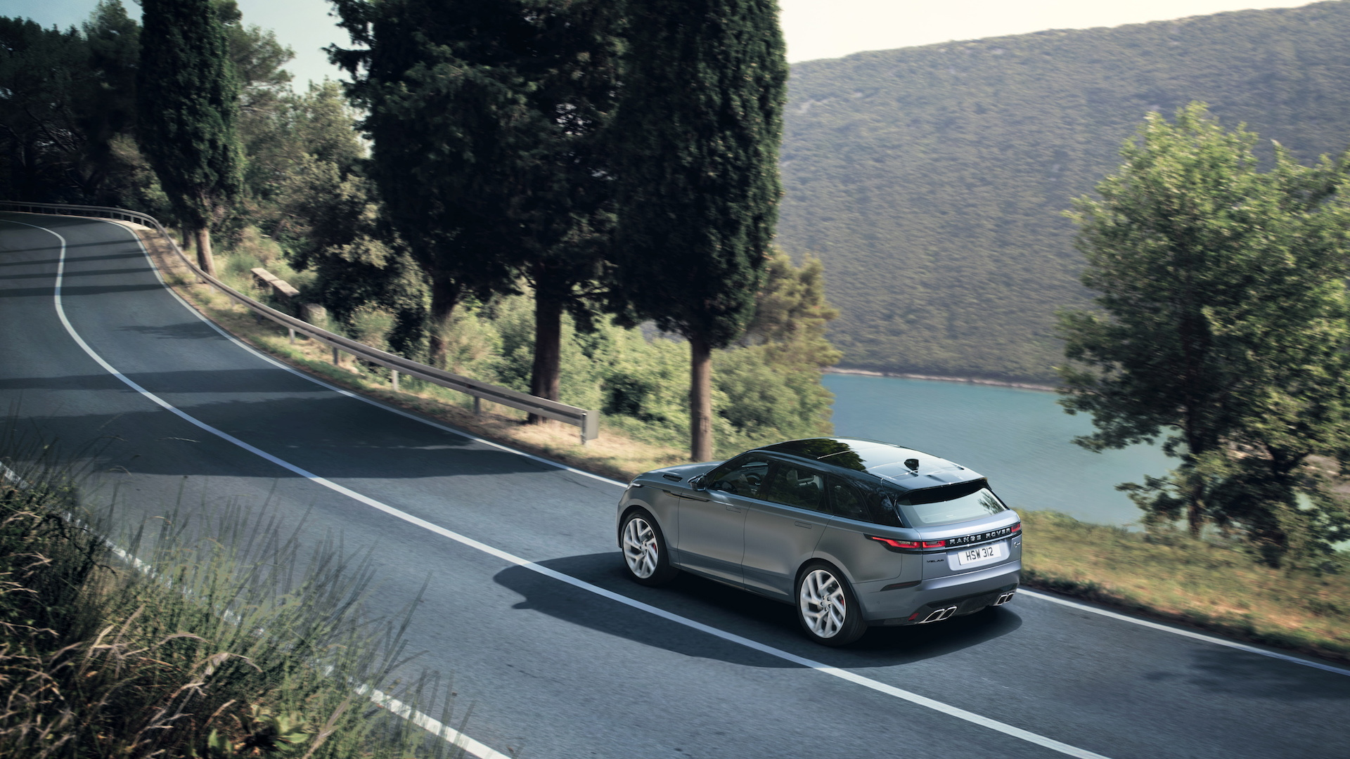 Land Rover Range Rover SVA Dynamic Edition