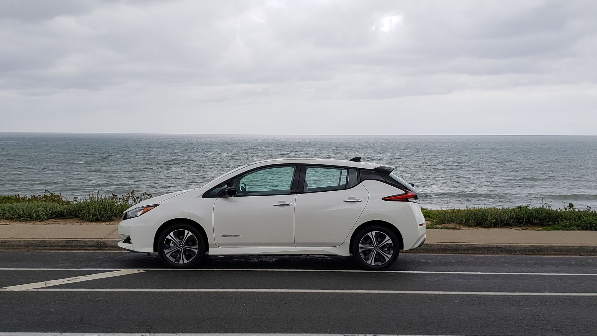 2019 Nissan Leaf Plus, San Diego area, Feb 2019