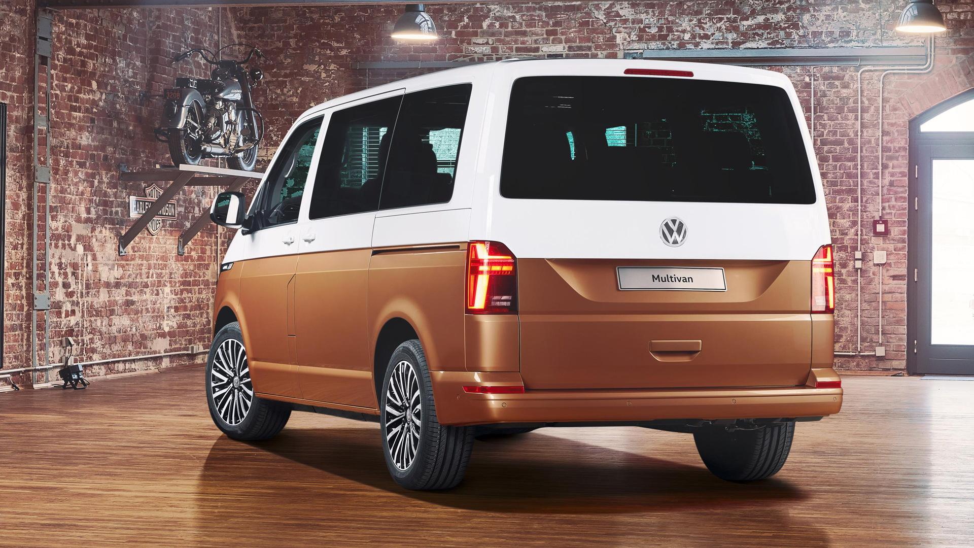 2020 Volkswagen Transporter (T6.1)
