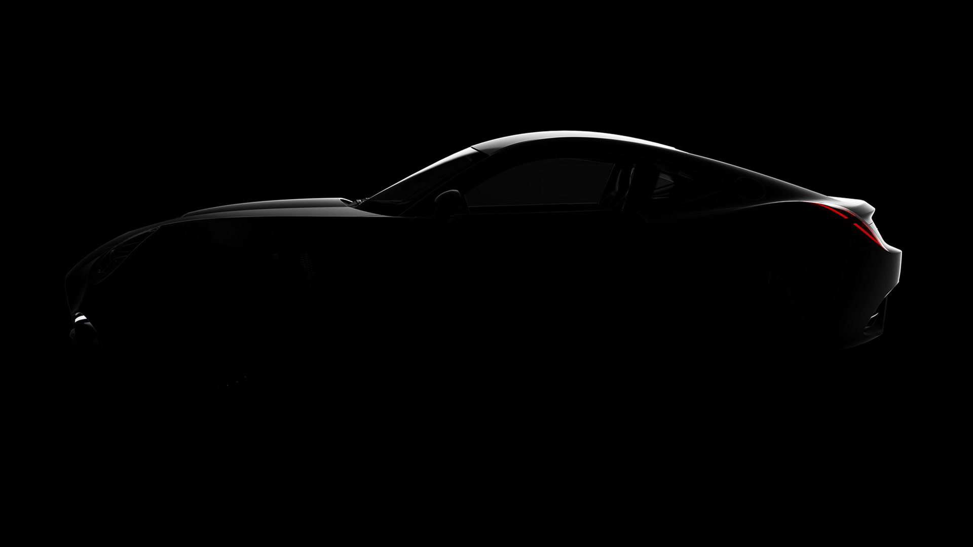 Teaser for Puritalia Berlinetta debuting at 2019 Geneva auto show