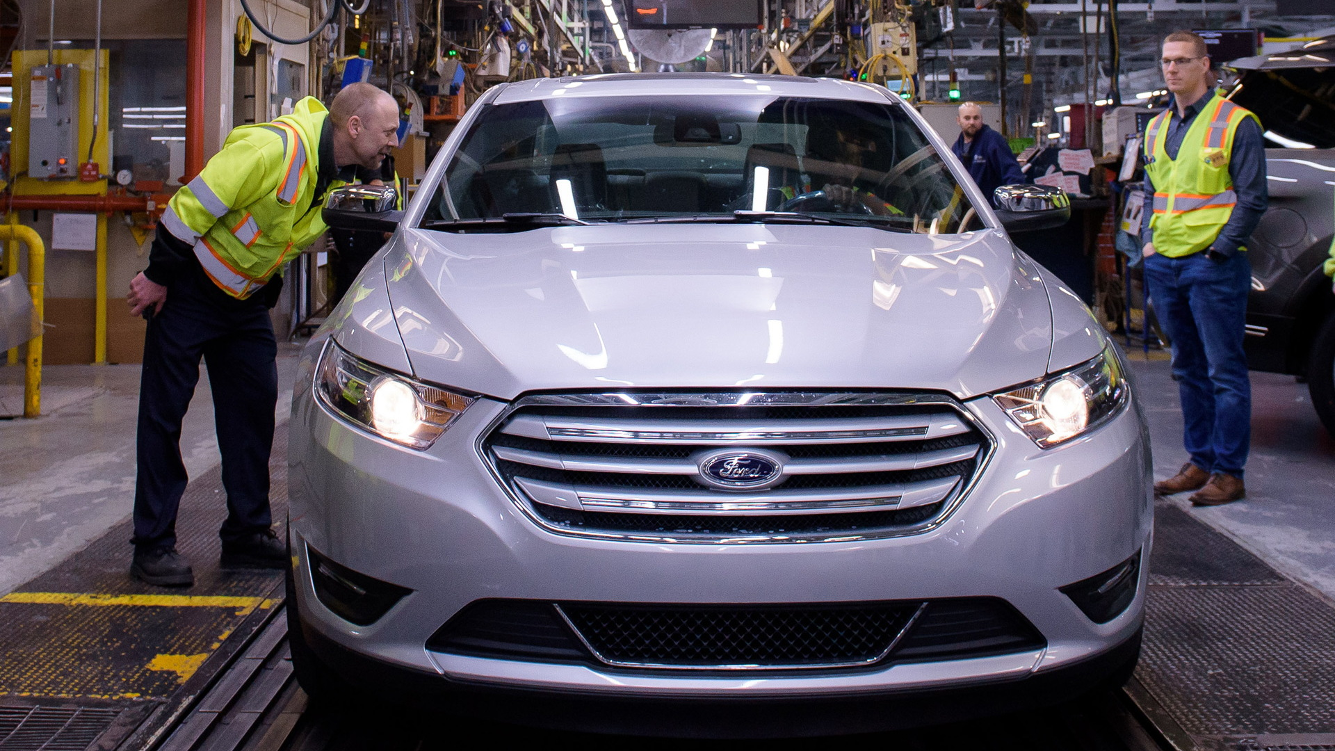 Ford builds last Taurus in North America on March 1, 2019