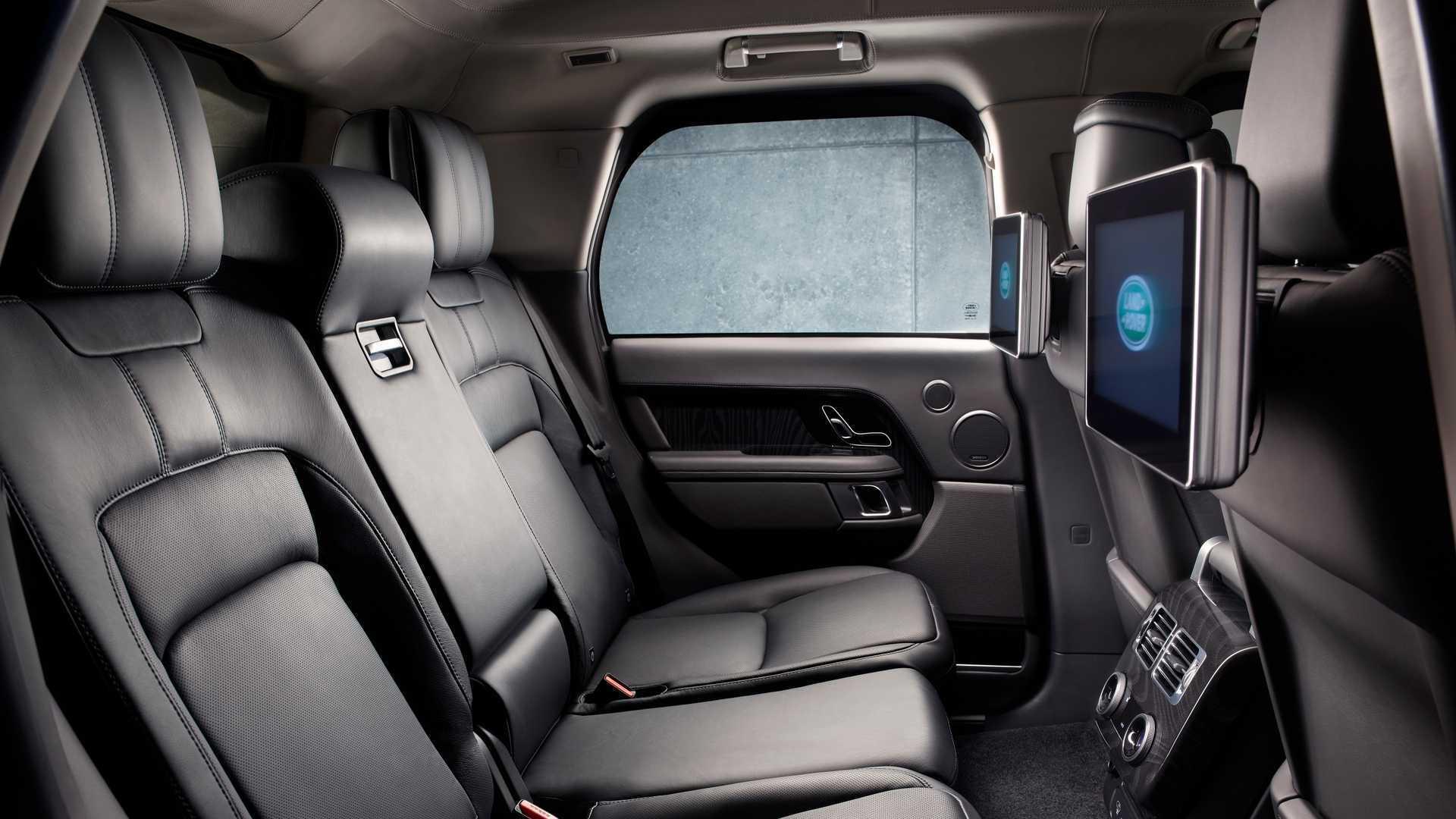 2019 Land Rover Range Rover Sentinel