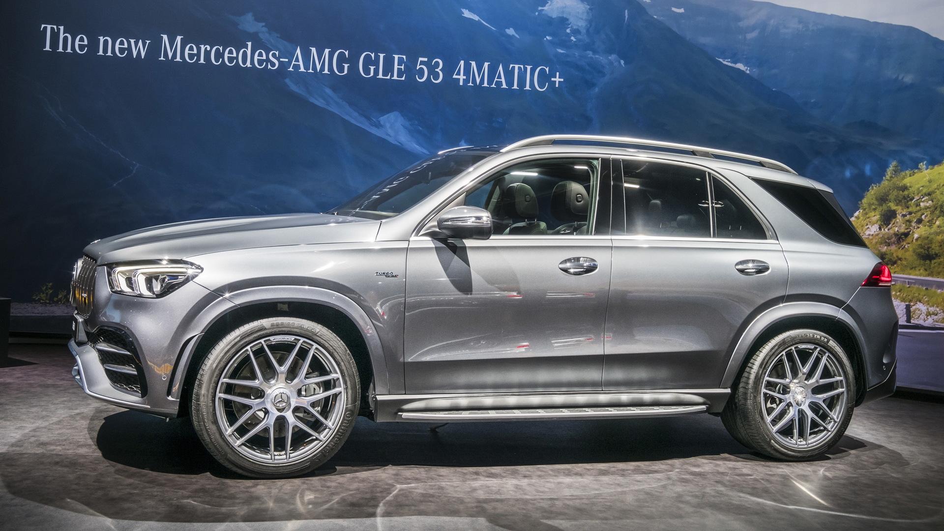 Mercedes-AMG GLE53