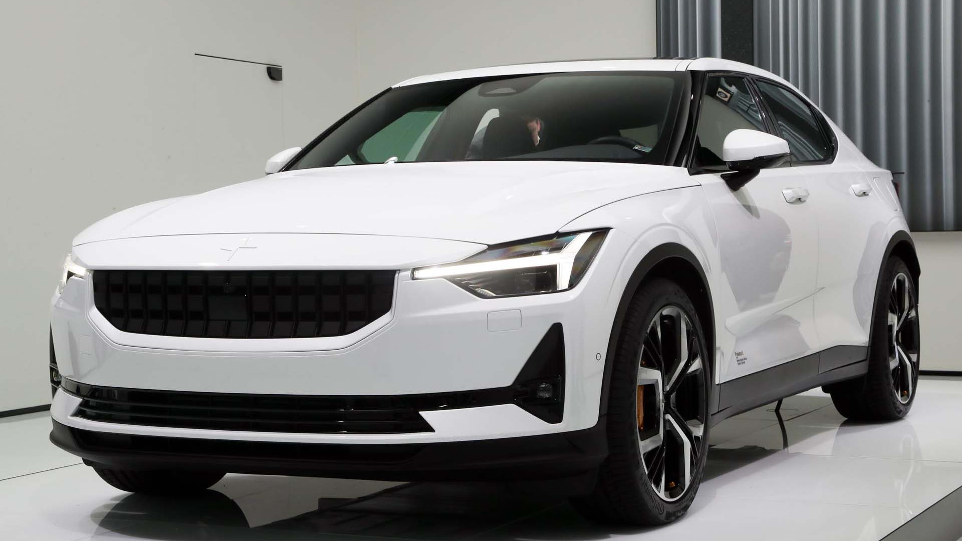 Volvo taking on Tesla with Chinese-built Polestar 2 electric