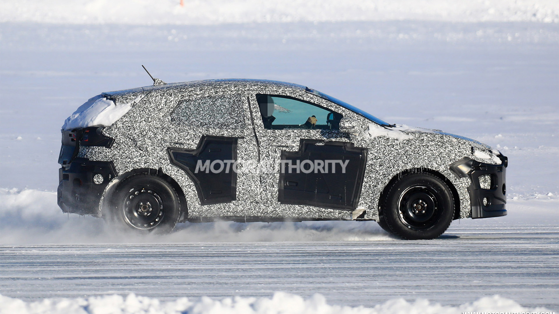 2022 Ford Ecosport replacement spy shots - Image via S. Baldauf/SB-Medien