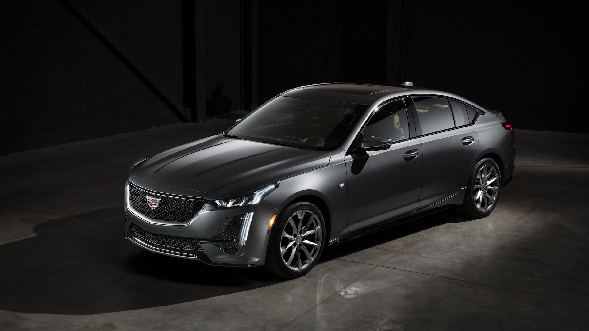 Cadillac CT5 revealed with Escala looks and turbo power