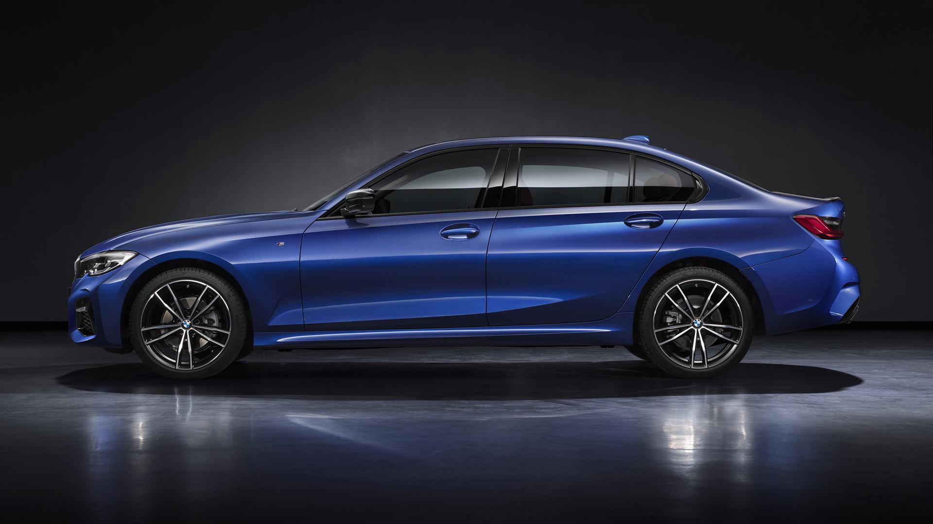 2019 BMW 3-Series Long Wheelbase