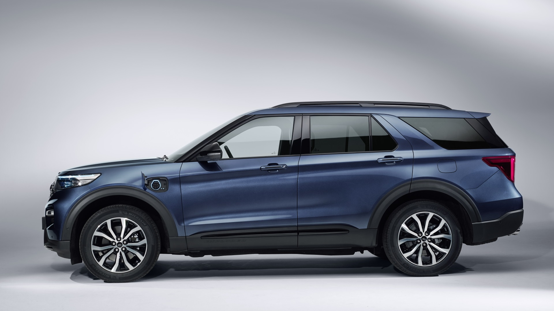 2019 Ford Explorer Plug-In Hybrid