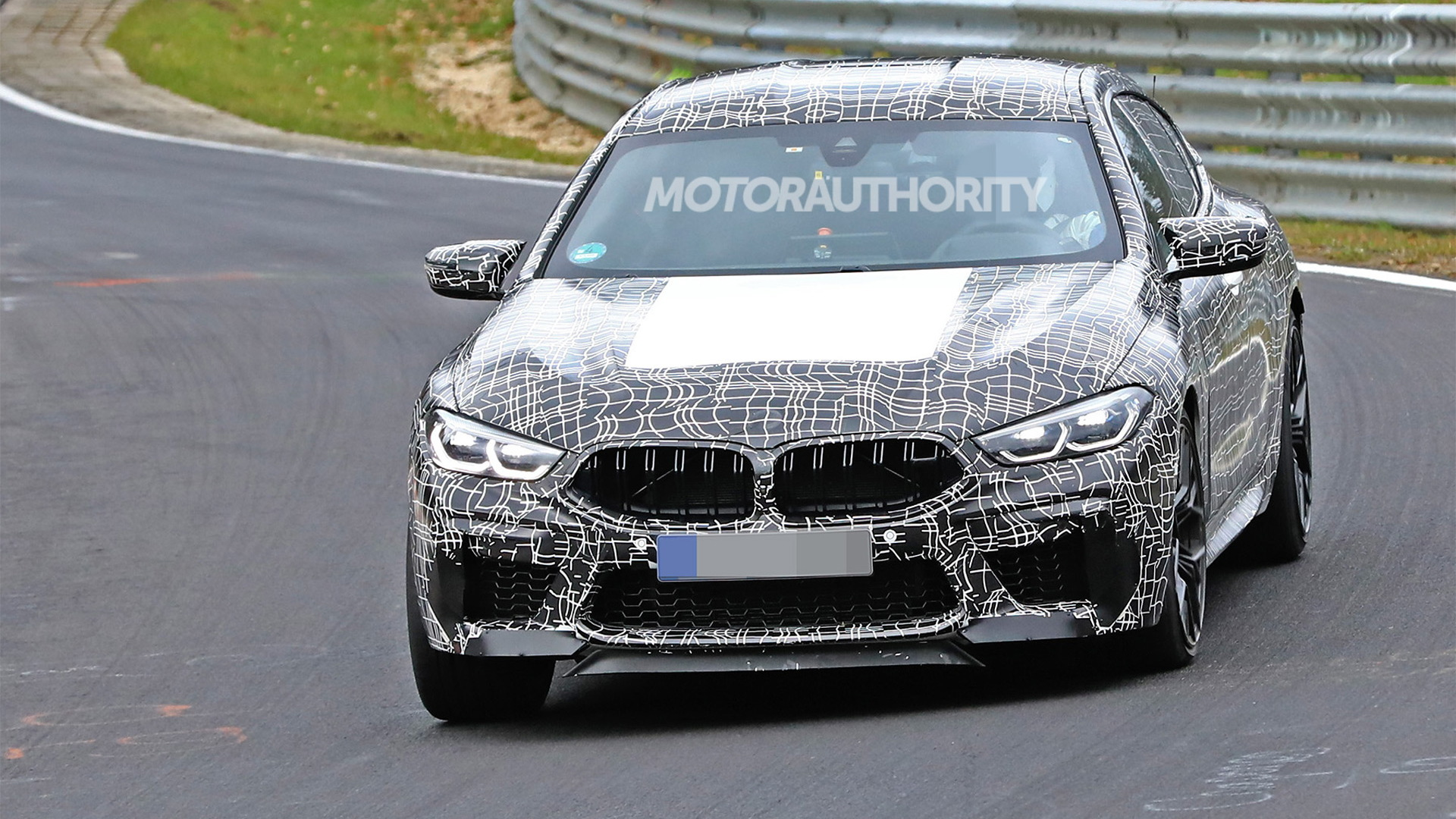 4d47d15d4cd0 2020 BMW M8 Gran Coupe spy shots - Image via S. Baldauf SB-