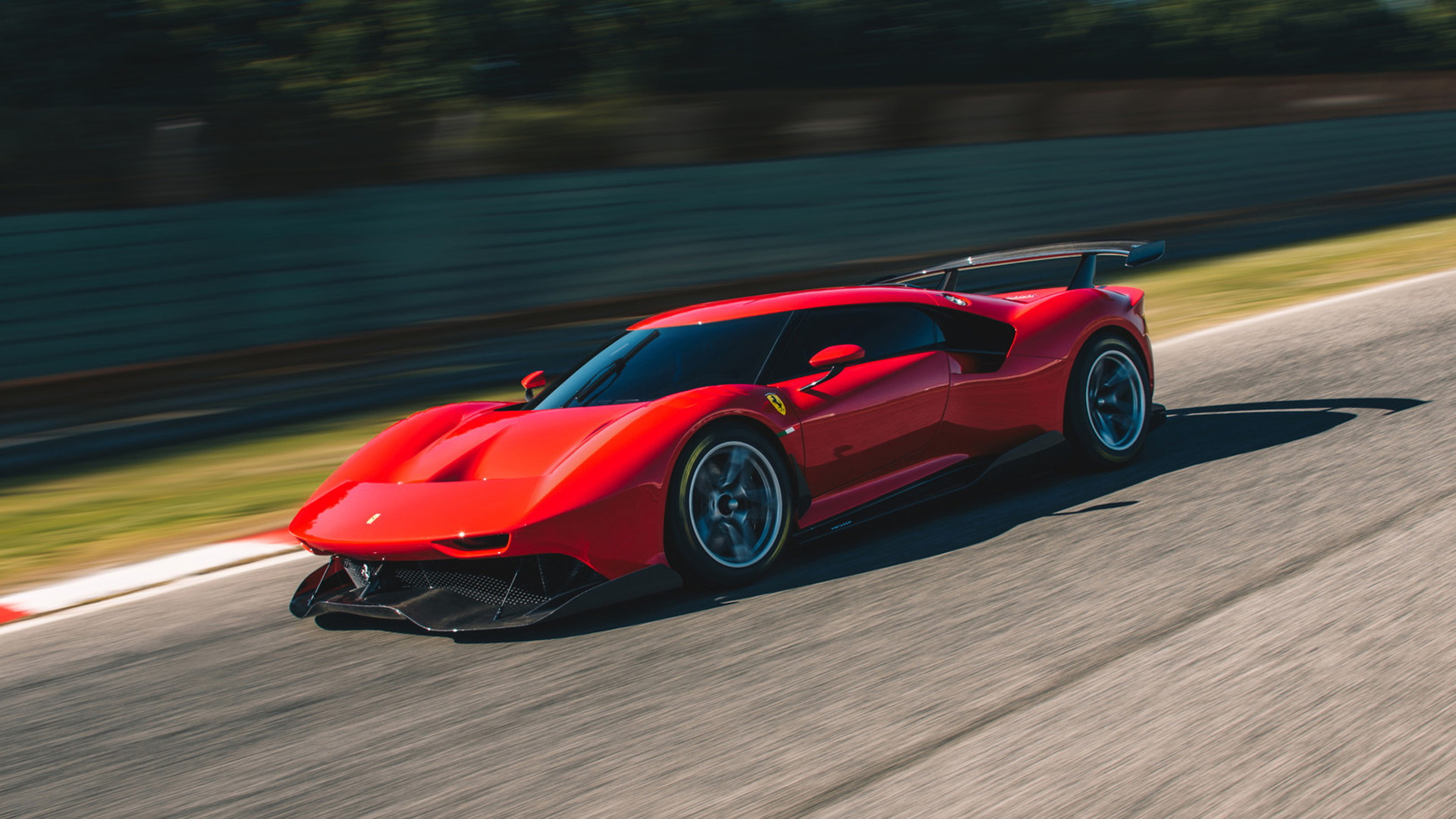 Ferrari's P80/C Is Its
