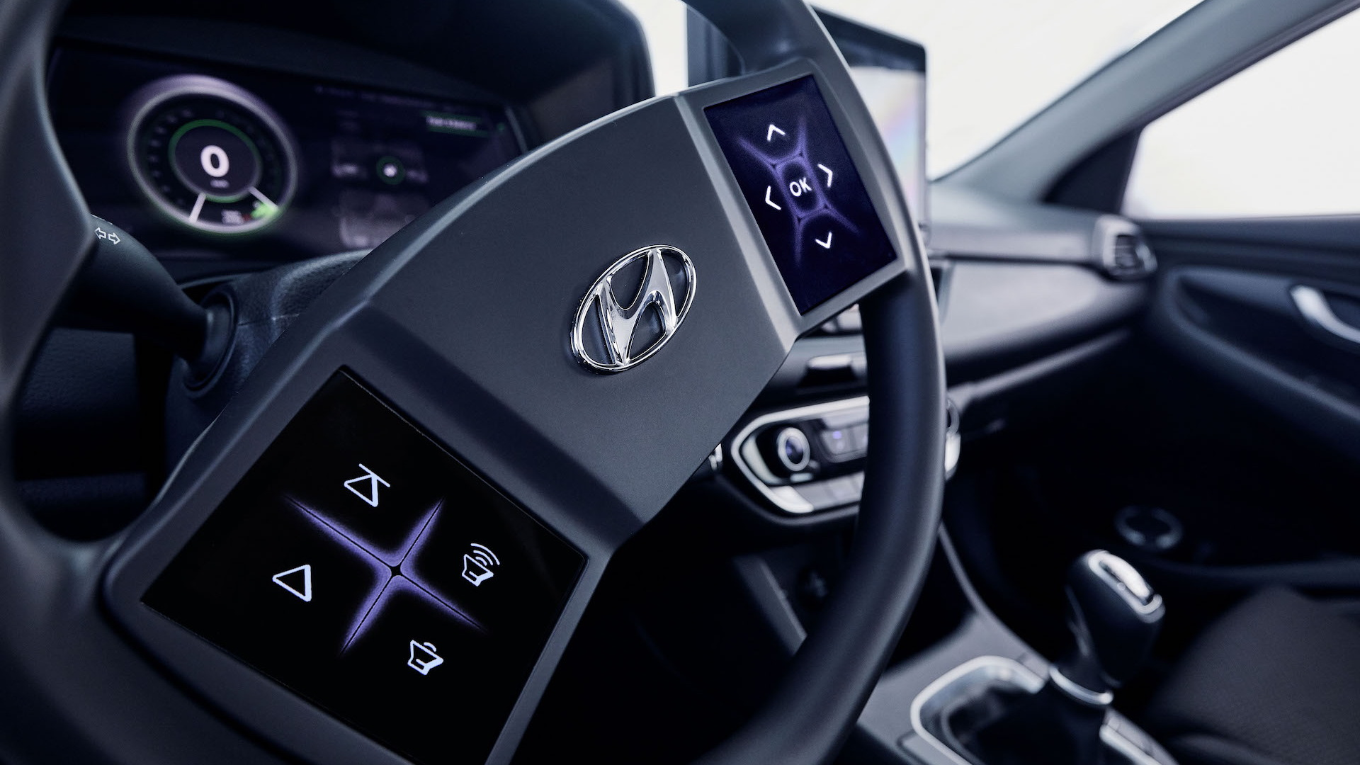 Hyundai next-generation cockpit prototype