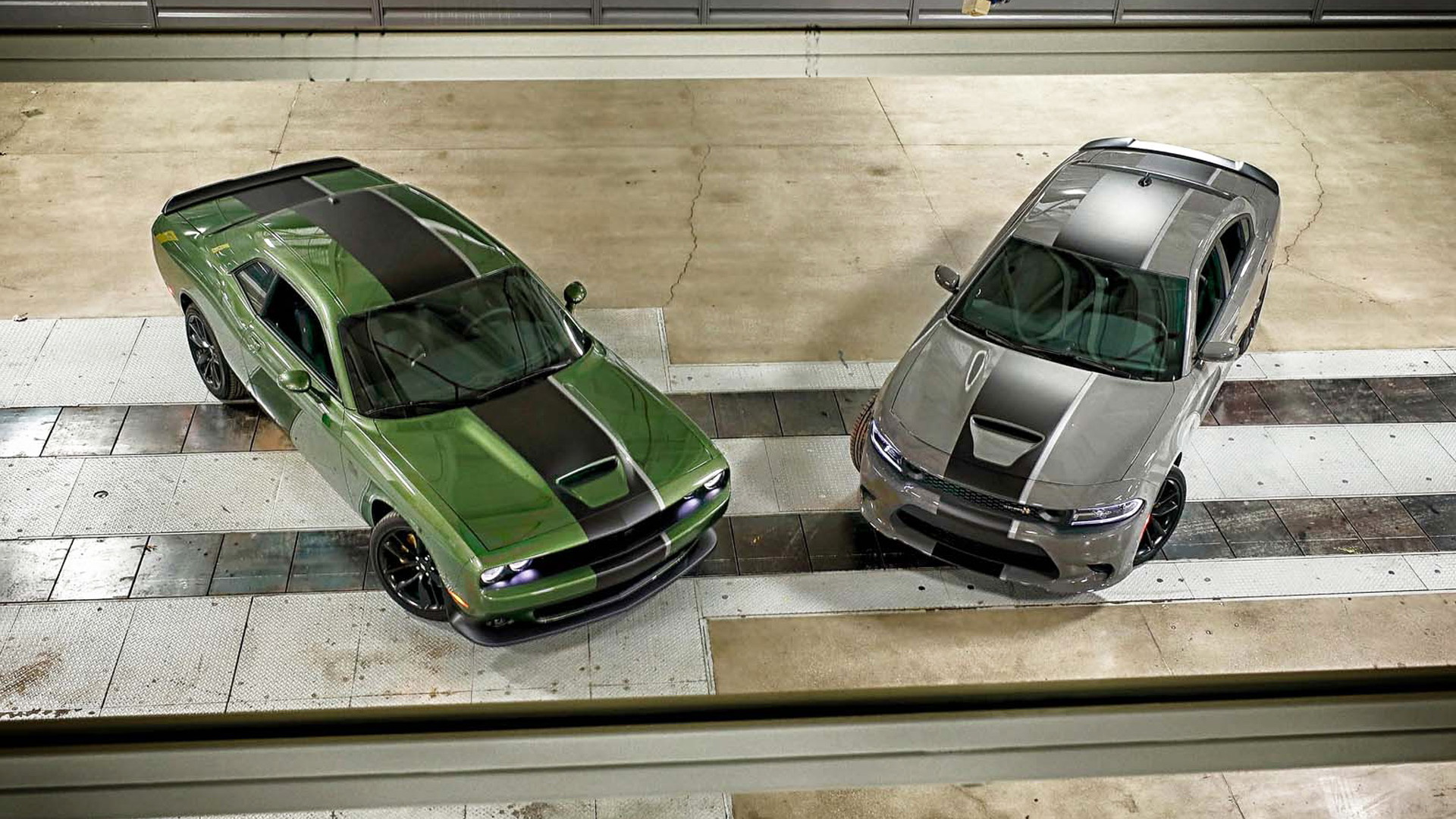 Dodge salutes active military buyers with new Stars & Stripes package