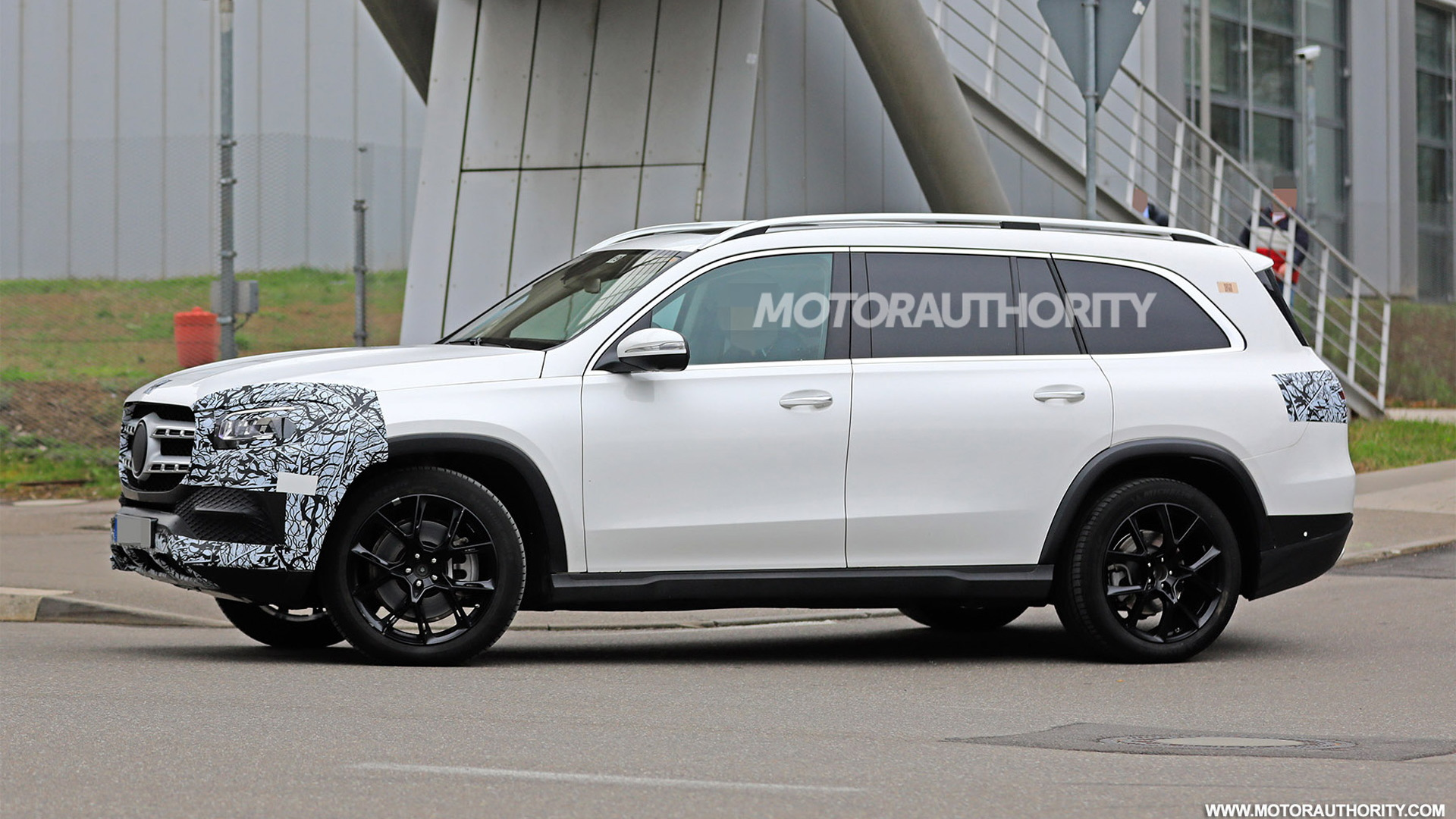 2021 Mercedes-AMG GLS 63 New Spy Photos Available >> 2021 Mercedes Amg Gls 63 New Spy Photos Available Upcoming New Car