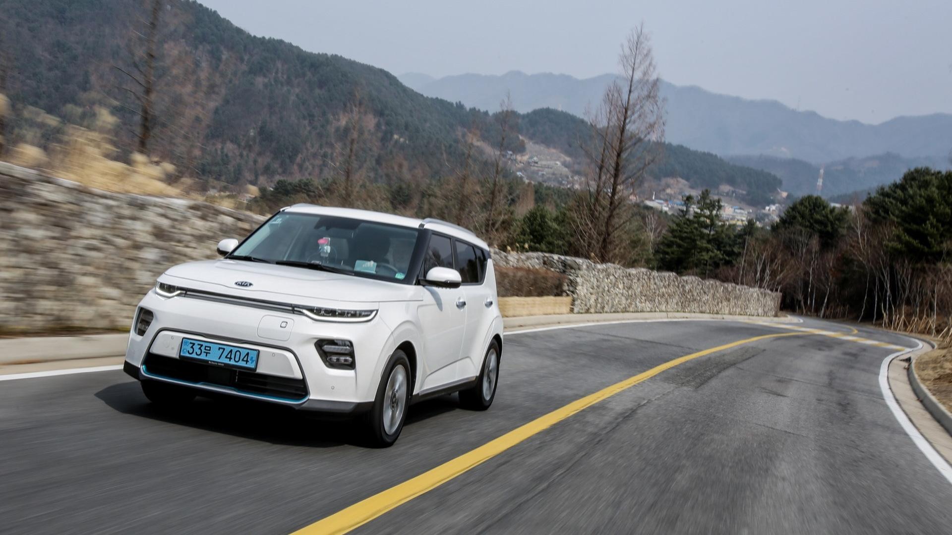 2021 Kia Soul EV first drive