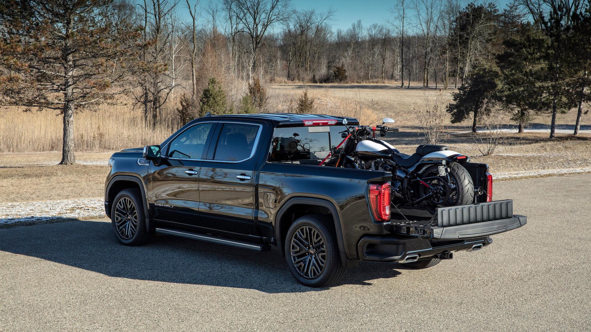 2019 GMC Sierra 1500 CarbonPro Edition