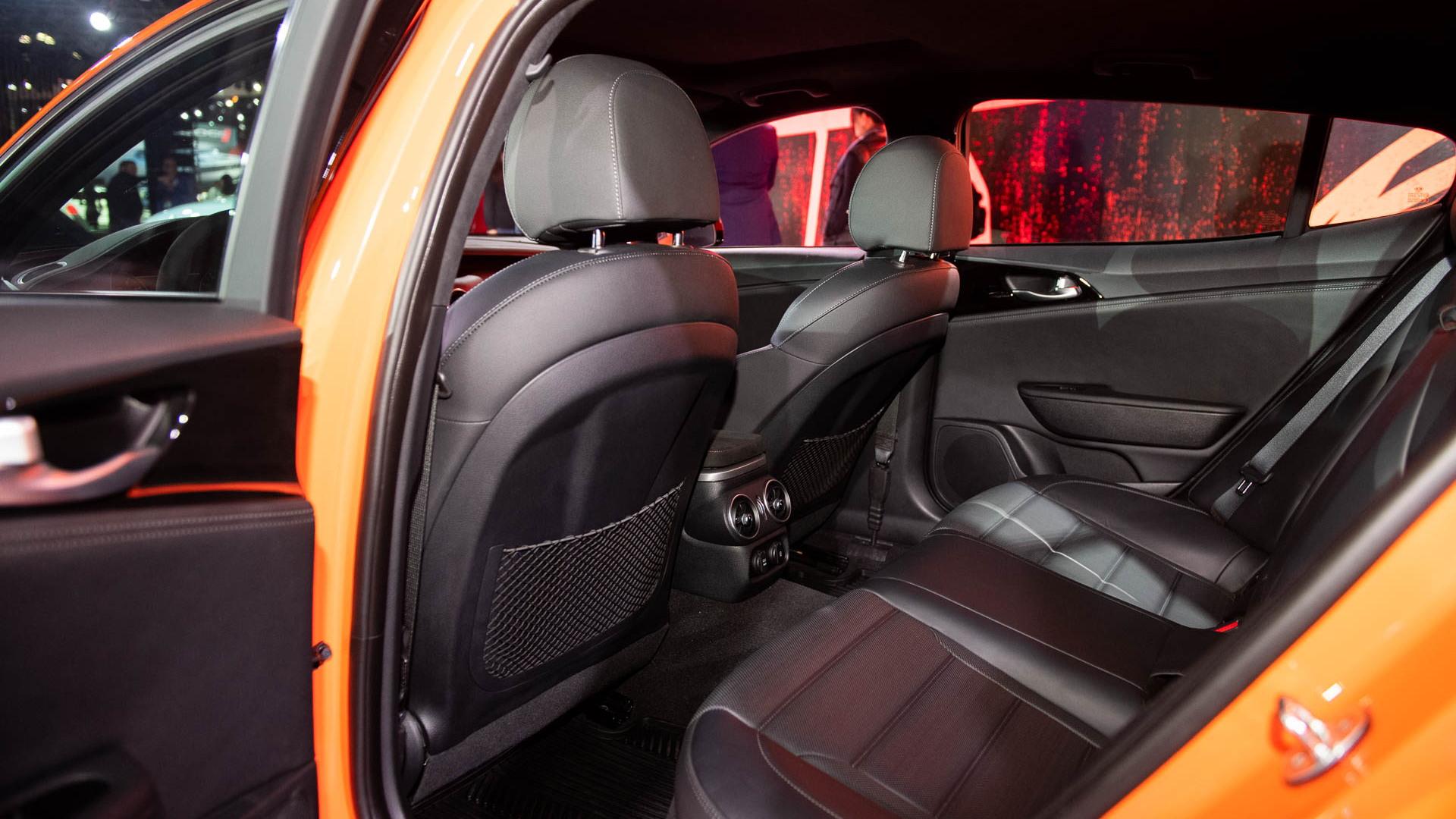 2019 Kia Stinger GTS, 2019 New York International Auto Show