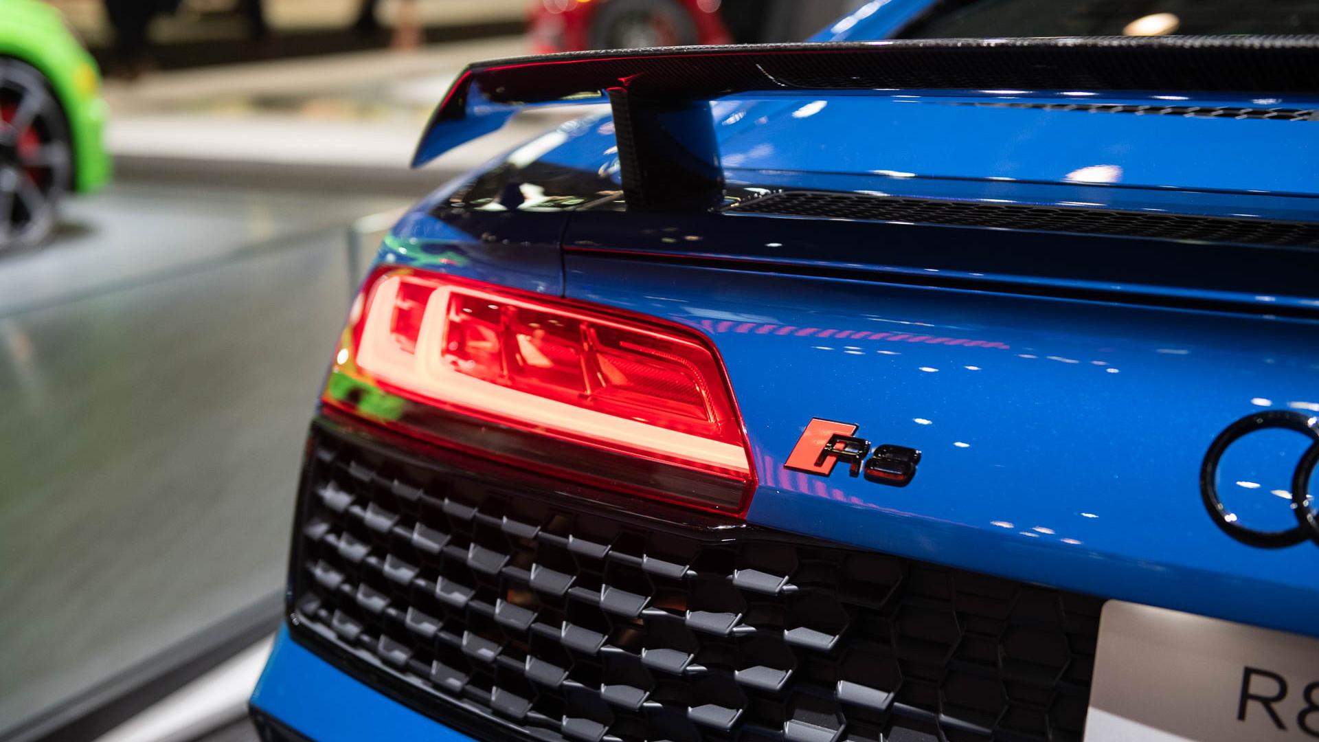2020 Audi R8, 2019 New York International Auto Show