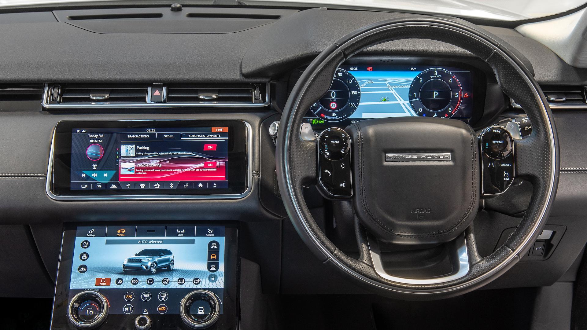Jaguar-Land Rover Smart Wallet