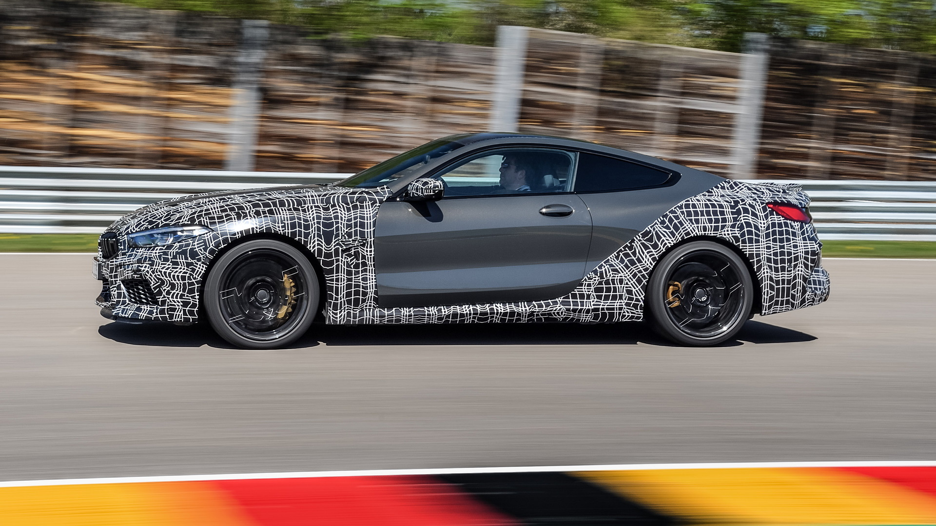 The 2020 BMW M8 Will Have Adjustable Brake-Pedal Feel