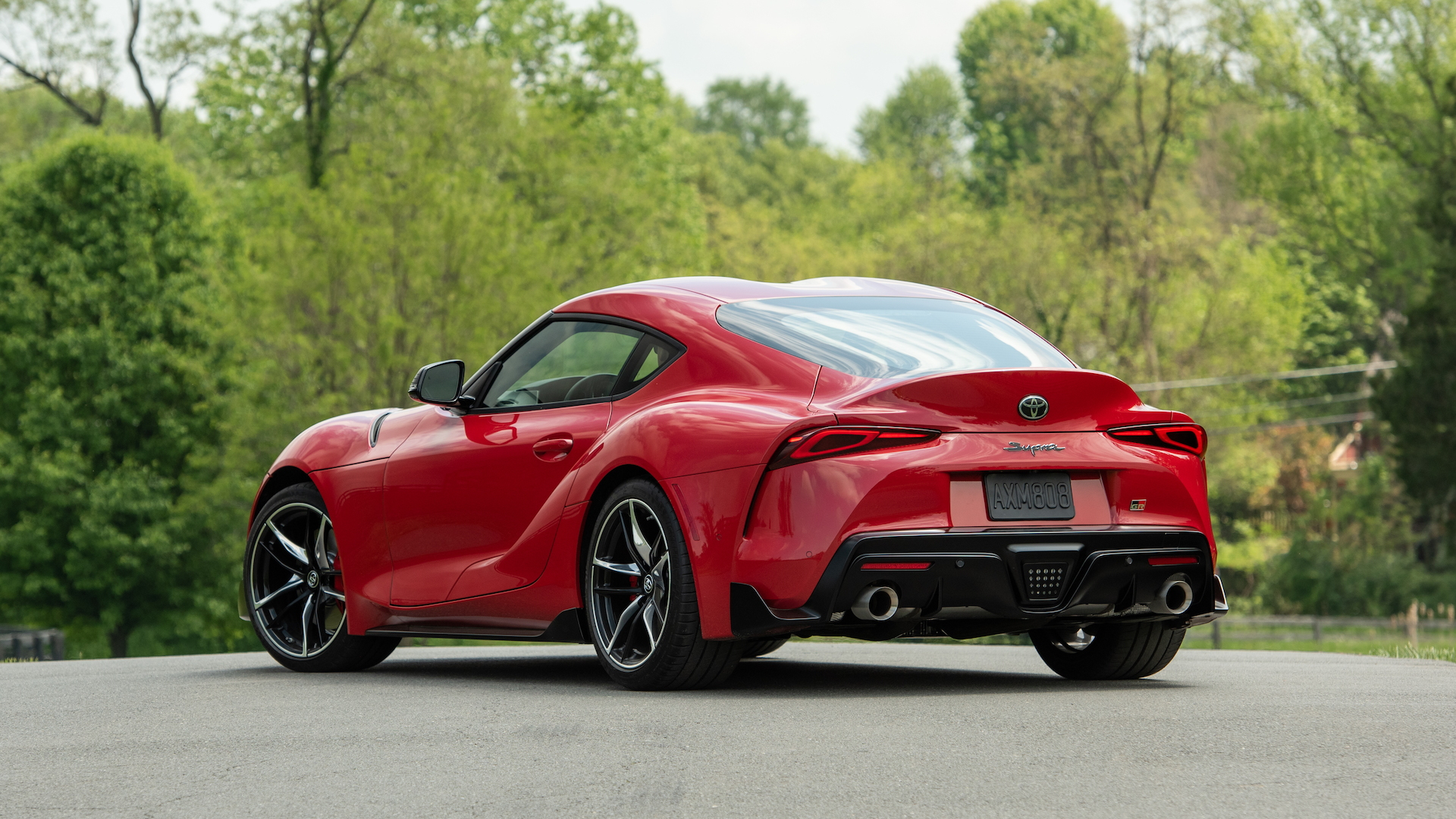 First drive review: 2020 Toyota Supra is fast and frenetic