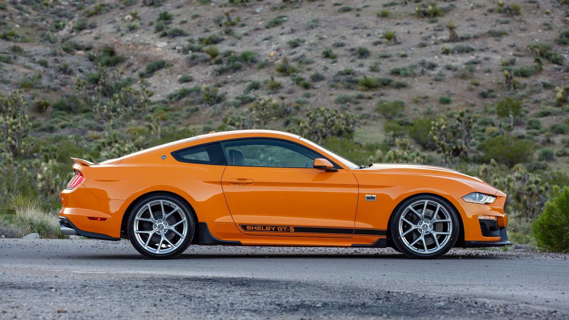 Ford Mustang Gt Rental