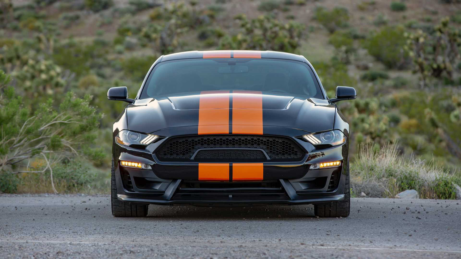 Sixt Ford Shelby Mustang GT-S rental car special edition