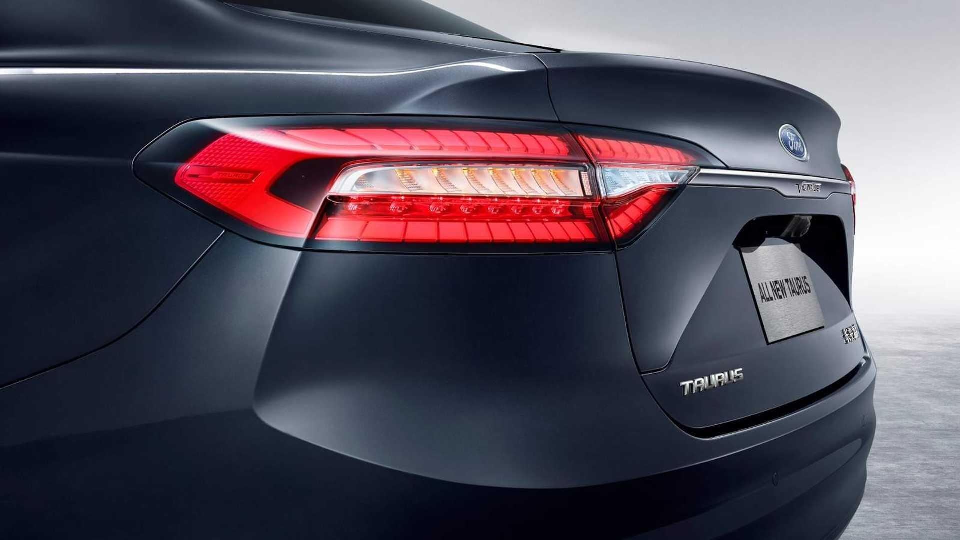 Ford Updates Next Gen Taurus Sold In China Months After Nameplate