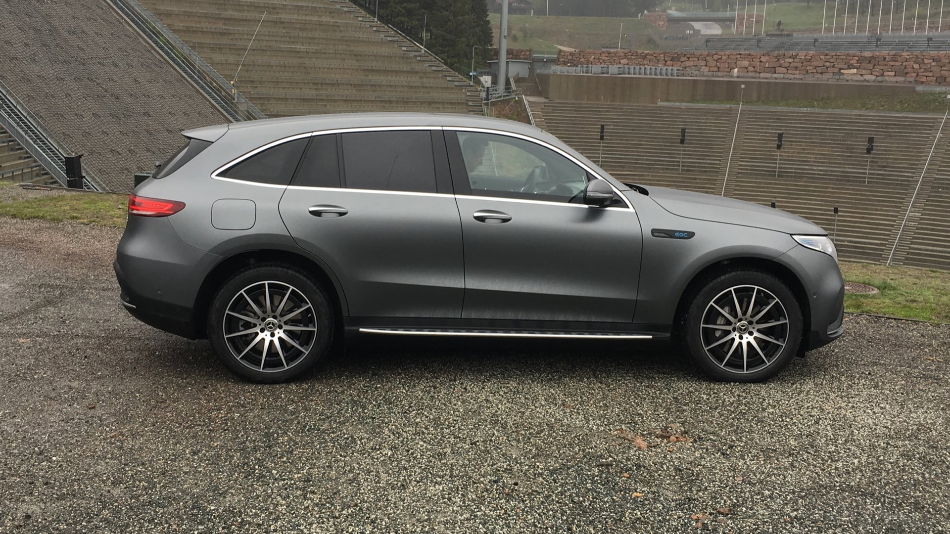 First drive review: 2020 Mercedes-Benz EQC electric