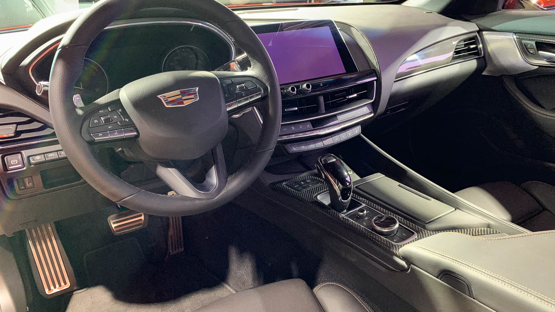 Down Power 2020 Cadillac Ct5