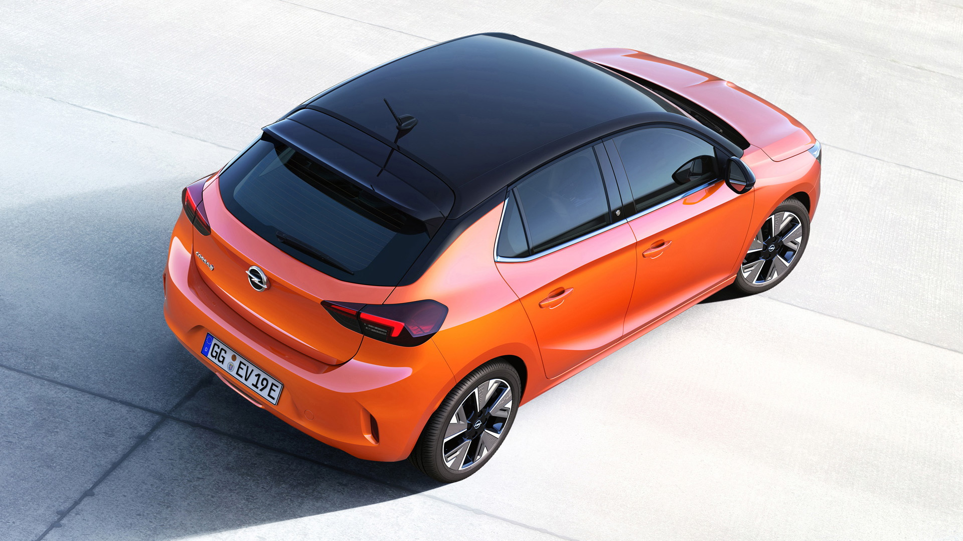 opel 39 s first car post gm is the 2020 corsa e electric hatch. Black Bedroom Furniture Sets. Home Design Ideas