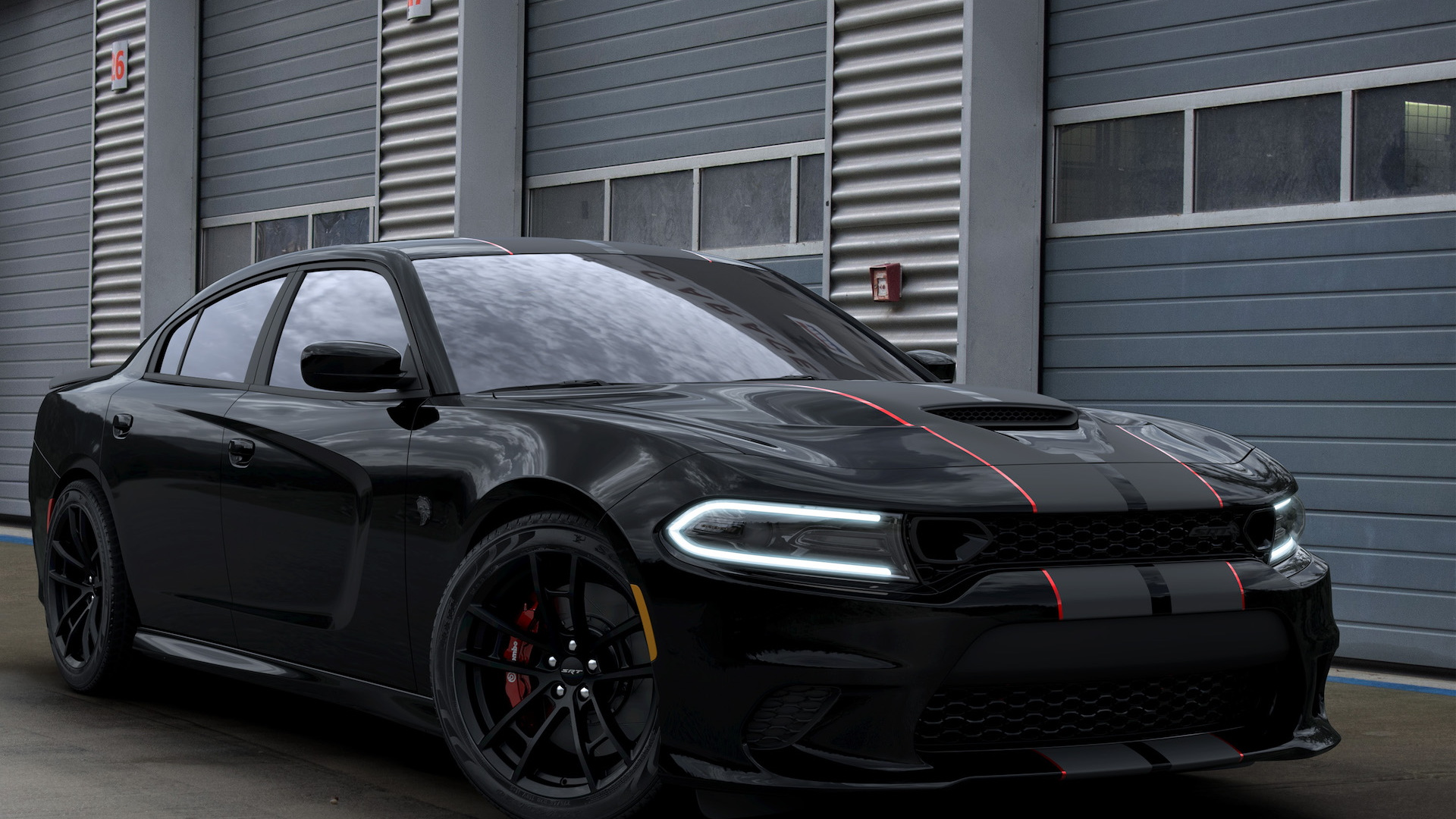 2019 Dodge Charger Hellcat Octane Edition