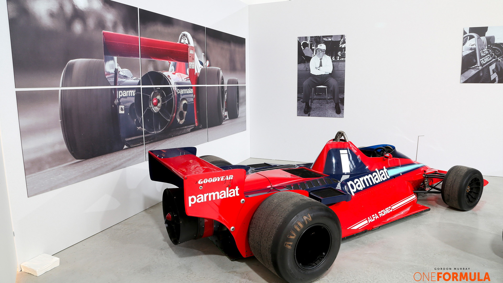 1978 Brabham BT46B Formula One race car